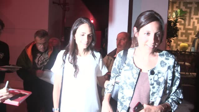 jordana brewster at craigs in west hollywood - celebrity sightings in los angeles on may 12, 2015 in los angeles, california. - jordana brewster stock videos & royalty-free footage