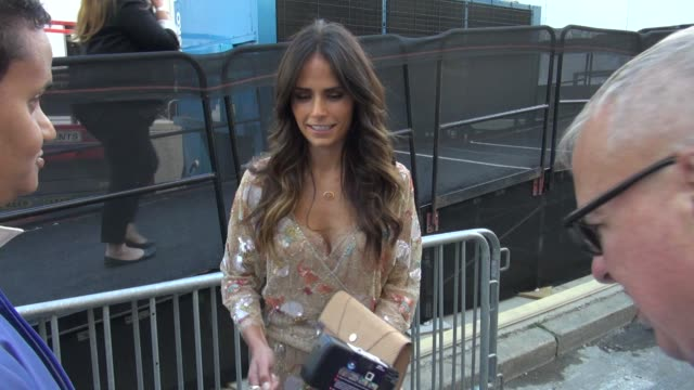 jordana brewster at spring 2013 mercedes-benz fashion week at lincoln center in new york, ny, on 09/11/12 - jordana brewster stock videos & royalty-free footage