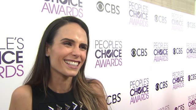 jordana brewster at the 2017 people's choice awards nominations announcement at the paley center for media on november 15, 2016 in beverly hills,... - jordana brewster stock videos & royalty-free footage