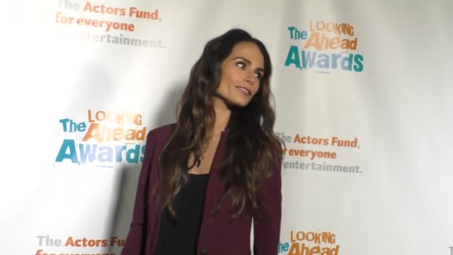 Jordana Brewster at the Actors Fund's 2016 Looking Ahead Awards on December 06 2016 in Los Angeles California