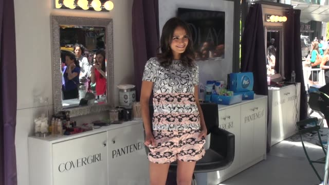 Jordana Brewster at the 'Everyday Effects' event in New York NY on 6/19/13
