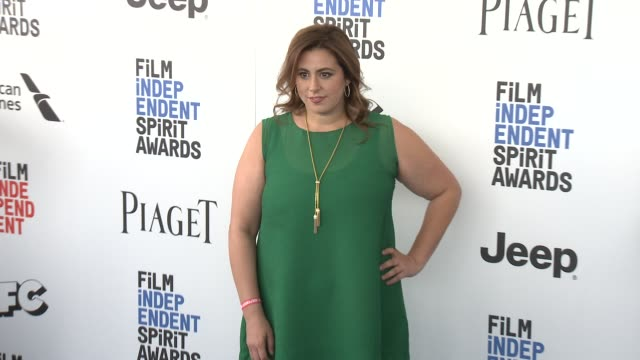 Jordana Mollick at the 2017 Film Independent Spirit Awards Arrivals on February 25 2017 in Santa Monica California