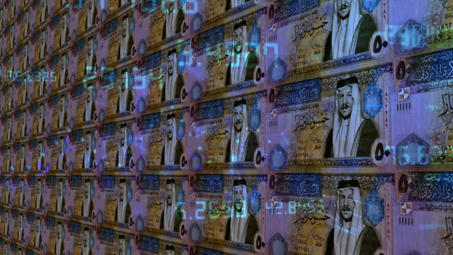 jordanian dinar note - currency symbol stock videos & royalty-free footage