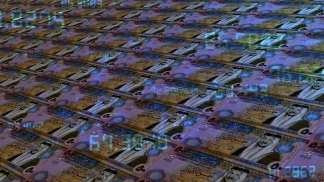 jordanian dinar note - dinar stock videos & royalty-free footage