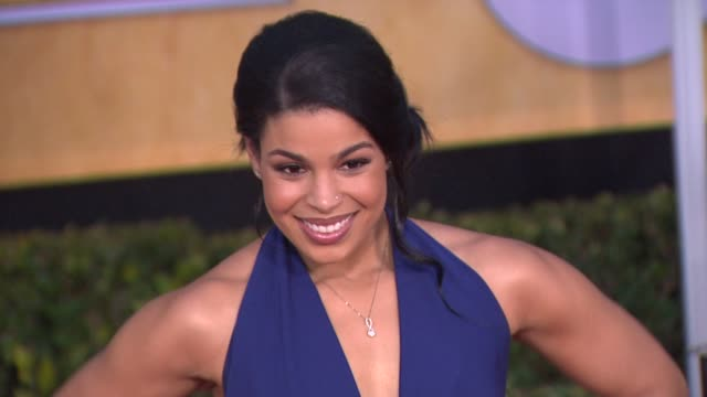 Jordin Sparks at 19th Annual Screen Actors Guild Awards Arrivals 1/27/2013 in Los Angeles CA