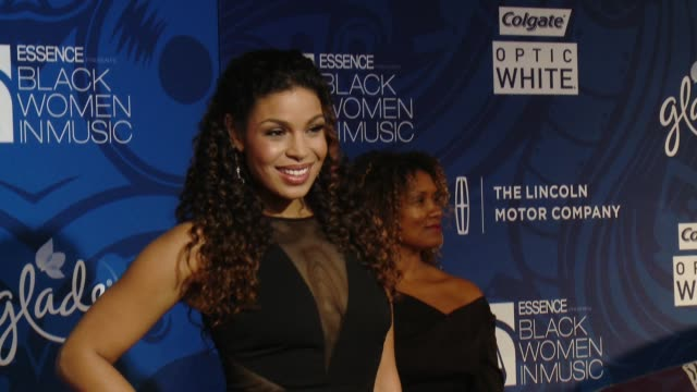 jordin sparks at 6th annual essence black women in music event honoring singer/songwriter/storyteller jill scott in los angeles, ca 2/5/15 - storyteller stock videos & royalty-free footage