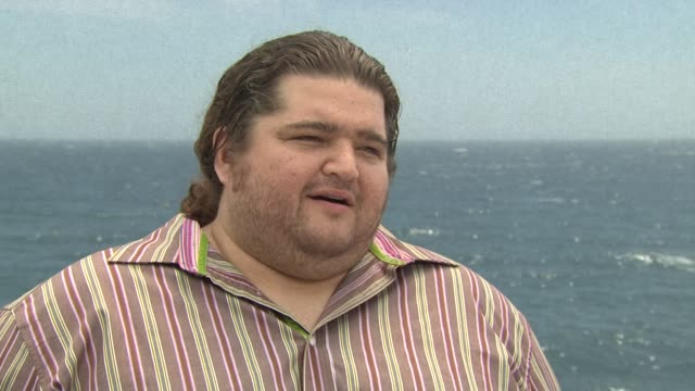 vidéos et rushes de jorge garcia knowing from the beginning that lost was something special and unique in television. at the 50th monte carlo tv festival - jorge garcia... - programme de télévision