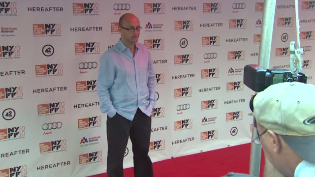 Jorge Michel Grau at the 'Hereafter' 48th New York Film Festival Closing Night at New York NY