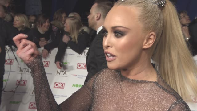 interview jorgie porter what she is wearing the punk look i'm a celebrityget me out of here life has changed not being able to singhaving a good time... - i'm a celebrity... get me out of here stock videos & royalty-free footage