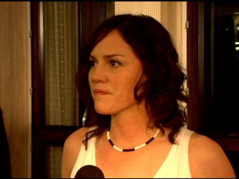 Jorja Fox on the CSI episode she is presenting an award for her second time participating in the Genesis Awards and on how she was invited back at...