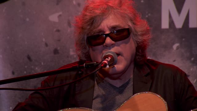 """josé feliciano at history® celebrates epic new miniseries """"texas rising"""" with red carpet """"texas honors"""" event at the alamo on may 18, 2015 in san... - jose feliciano stock videos & royalty-free footage"""