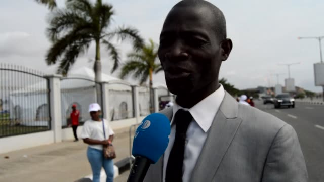 jose eduardo dos santos 38 year reign over angola finally came to an end tuesday when his hand picked successor joao lourenco was inaugurated as... - nachfolger stock-videos und b-roll-filmmaterial