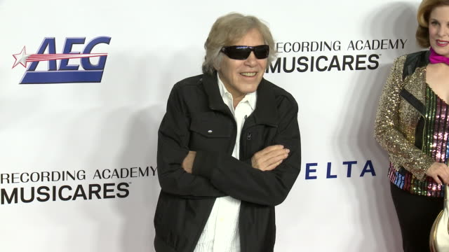 jose feliciano at the 2019 musicares person of the year tribute at los angeles convention center on february 08, 2019 in los angeles, california. - jose feliciano stock videos & royalty-free footage