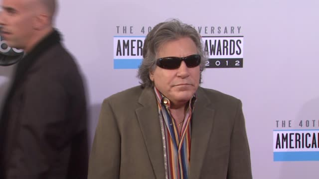 jose feliciano at the 40th american music awards - arrivals on in los angeles, ca. - jose feliciano stock videos & royalty-free footage