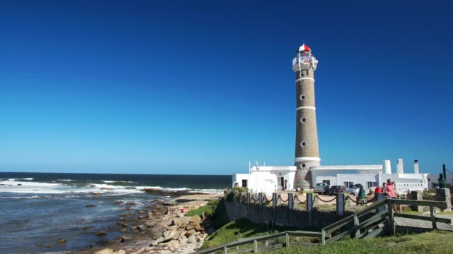 Jose Ignacio Lighthouse, Punta del Este, Maldonado, Uruguay, 2015