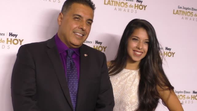 jose moreno hernandez at the 2016 latinos de hoy awards at dolby theatre in hollywood on october 09 2016 in hollywood california - the dolby theatre stock videos & royalty-free footage