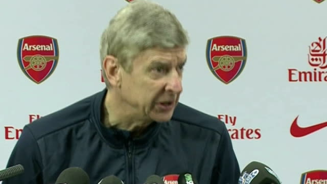 vidéos et rushes de jose mourinho and arsene wenger comment on sale of juan mata to manchester united 2312014 london int arsene wenger press conference sot [on timing of... - respect
