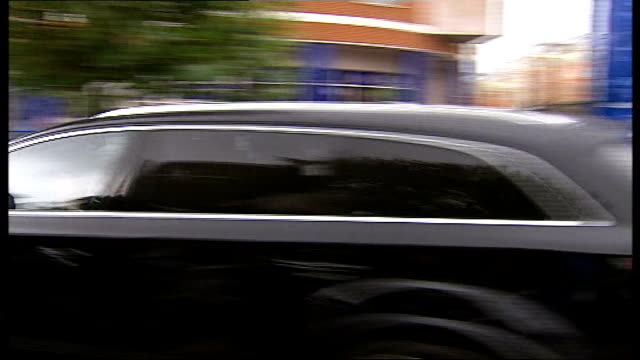 jose mourinho leaves chelsea fc by 'mutual consent' surrey cobham car arriving at training ground chelsea footballers on pitch during training sesion - cobham training ground stock videos and b-roll footage