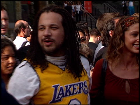Joseph D Reitman at the American Idol Finale at the Kodak Theatre in Hollywood California on September 4 2002