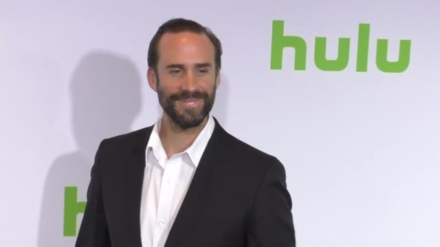 Joseph Fiennes at the 2017 Winter Television Critics Association Tour Hulu Press Day at Langham Hotel on January 07 2017 in Pasadena California