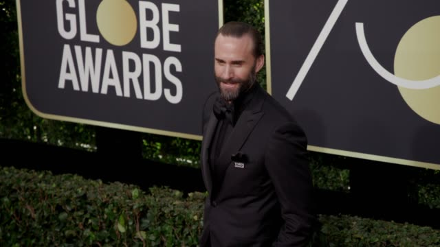 Joseph Fiennes at the 75th Annual Golden Globe Awards at The Beverly Hilton Hotel on January 07 2018 in Beverly Hills California