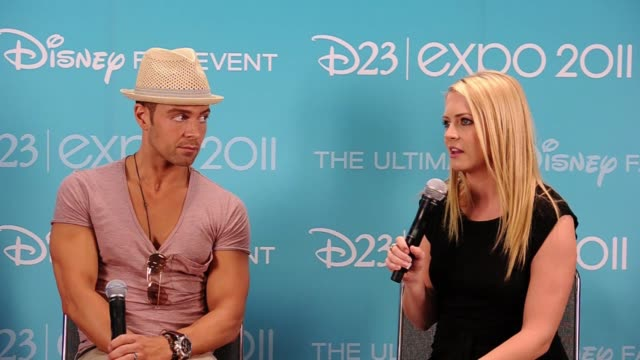 joseph lawrence and melissa joan hart on future plans and their families. - melissa joan hart video stock e b–roll