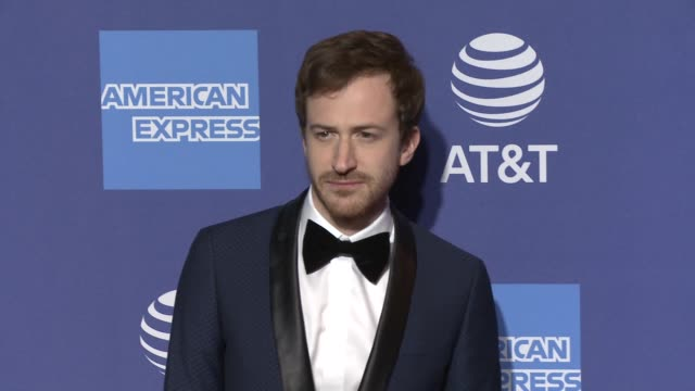 Joseph Mazzello at 30th Annual Palm Springs International Film Festival Film Awards Gala in Palm Springs CA