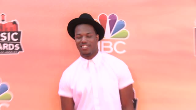josh baze at the 2014 iheartradio music awards - arrivals at the shrine auditorium on may 01, 2014 in los angeles, california. - shrine auditorium stock videos & royalty-free footage