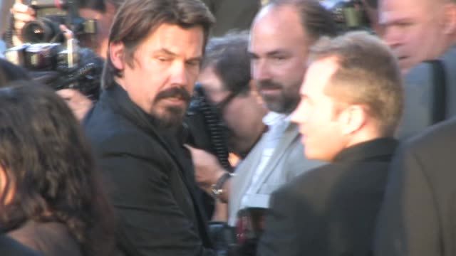josh brolin diane lane at jonah hex premiere los angeles at the celebrity sightings in los angeles at los angeles ca - hex climbing equipment stock videos and b-roll footage