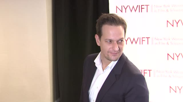 josh charles at the new york women in film television 31st annual muse awards on in new york ny - josh charles stock videos and b-roll footage