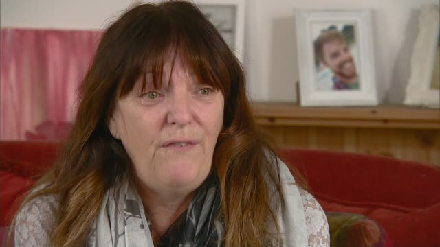 mother welcomes police inquiry tracey clayton setup shot with reporter / interview sot file september 2015 isles of scilly tresco ext various shots... - isles of scilly stock videos & royalty-free footage