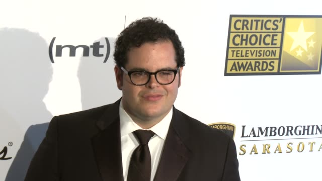 Josh Gad at Broadcast Television Journalists Association's 3rd Annual Critics' Choice Television Awards on 6/10/2013 in Beverly Hills CA