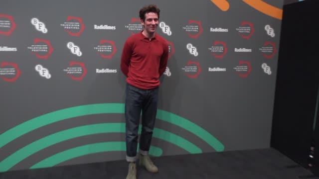 GBR: BFI & Radio Times Television Festival 2019 - Josh O'Connor