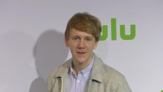 Josh Thomas at the 2017 Winter Television Critics Association Tour Hulu Press Day at Langham Hotel on January 07 2017 in Pasadena California