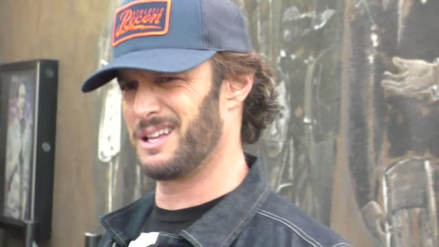 josh wolf at the comedy boot jam at improv comedy club in west hollywood in celebrity sightings in los angeles, - スケッチコメディー点の映像素材/bロール