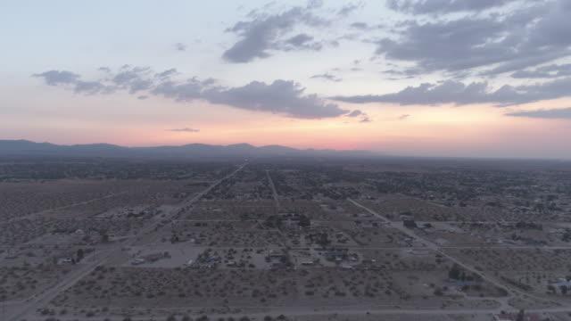 Antenne de désert de Joshua Tree