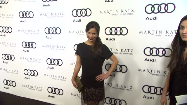 Josie Lauren at the Audi And Martin Katz Celebrate The 2012 Golden Globe Awards in West Hollywood CA