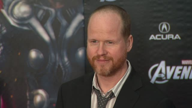 Joss Whedon at The Avengers World Premiere on 4/11/12 in Los Angeles CA
