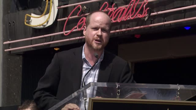 Joss Whedon at the Neil Patrick Harris Honored With Star On The Hollywood Walk Of Fame at Hollywood CA