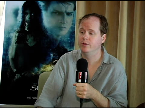 Joss Whedon on being at ComicCon how the television show turned into a feature film and on using the same cast from the show in the film at the...