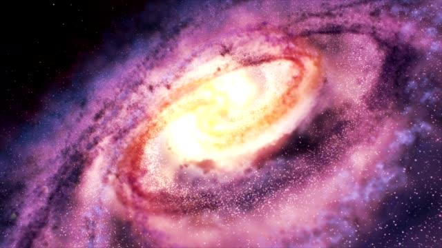 Journey through incredible nebula