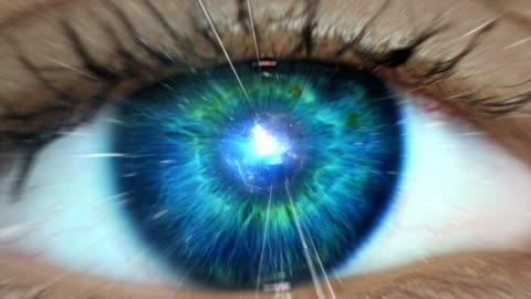resa genom sinnet. big bang och milky way - astronomi bildbanksvideor och videomaterial från bakom kulisserna
