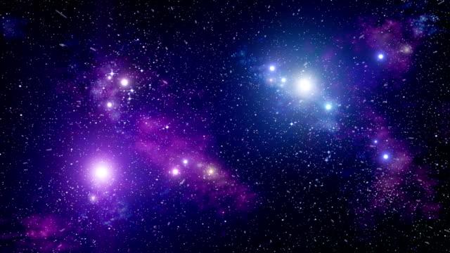stockvideo's en b-roll-footage met journey through space - astrologie