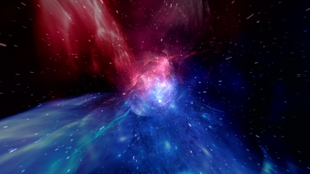 journey through the galaxy - loopable moving image stock videos & royalty-free footage