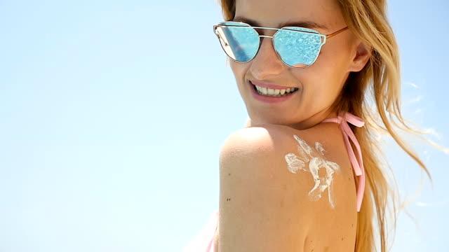 Joy & summer & pool & sunbathing