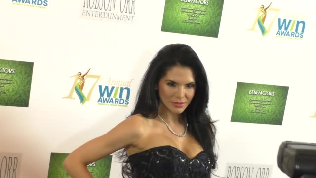 Joyce Giraud at the 17th Annual Women's Image Awards at Royce Hall in Westwood at Celebrity Sightings in Los Angeles on February 10 2016 in Los...