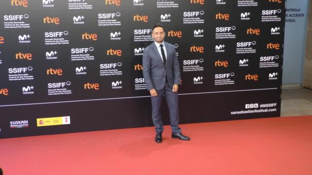 juan antonio bayona during the donostia award photocall during the 66th san sebastian international film festival on september 22 2018 in san... - juan antonio bayona stock videos and b-roll footage