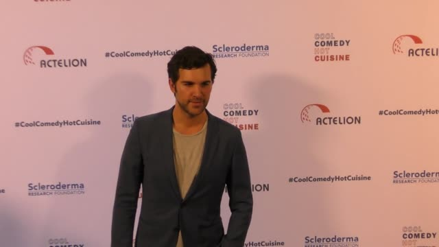 Juan Pablo Di Pace at the Cool Comedy Hot Cuisine 30th Annual Benefit For The Scleroderma Research Foundation at the Beverly Wilshire Four Seasons...
