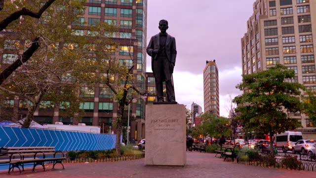 Juan Pablo Duarte Square Monuments