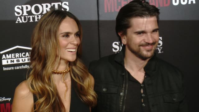 "juanes at the ""mcfarland, usa"" los angeles premiere at the el capitan theatre on february 09, 2015 in hollywood, california. - el capitan theatre stock videos & royalty-free footage"